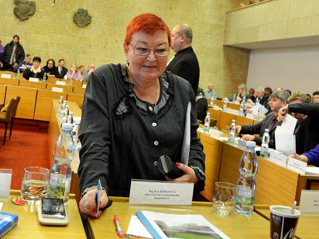 Hana Jeníčková do středy 3. prosince řídila město, teď je v opozici a řadovou zastupitelkou.