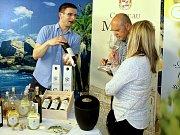 Festival Dny vína ve středisku Benedikt