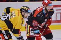 Litvínov hrál v Hradci Králové.