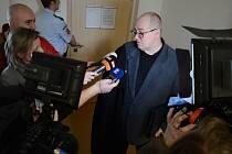 Vedoucí zaměstnanci etylenové jednotky Jan Doskočil (na snímku) a Václav Macal čelí obžalobě z obecného ohrožení z nedbalosti.