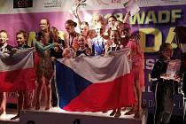 Děti z Tanečního studia Kamily Hlaváčikové zaznamenávají nebývalé úspěchy.