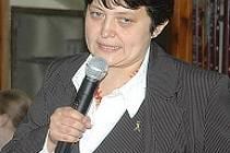 Ministryně Džamila Stehlíková.