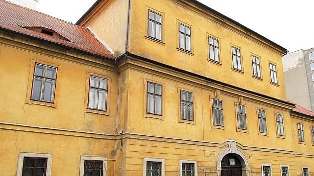 Valdštejnský zámek v Litvínově.