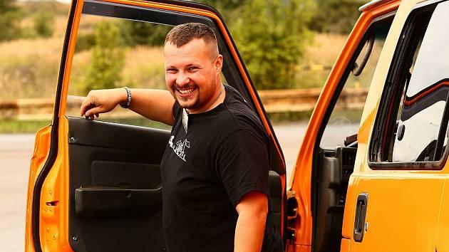 Martin Bareš, šéf Offroad safari.