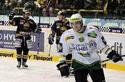 Hokejisté Litvínov na Karlovy Vary nestačili