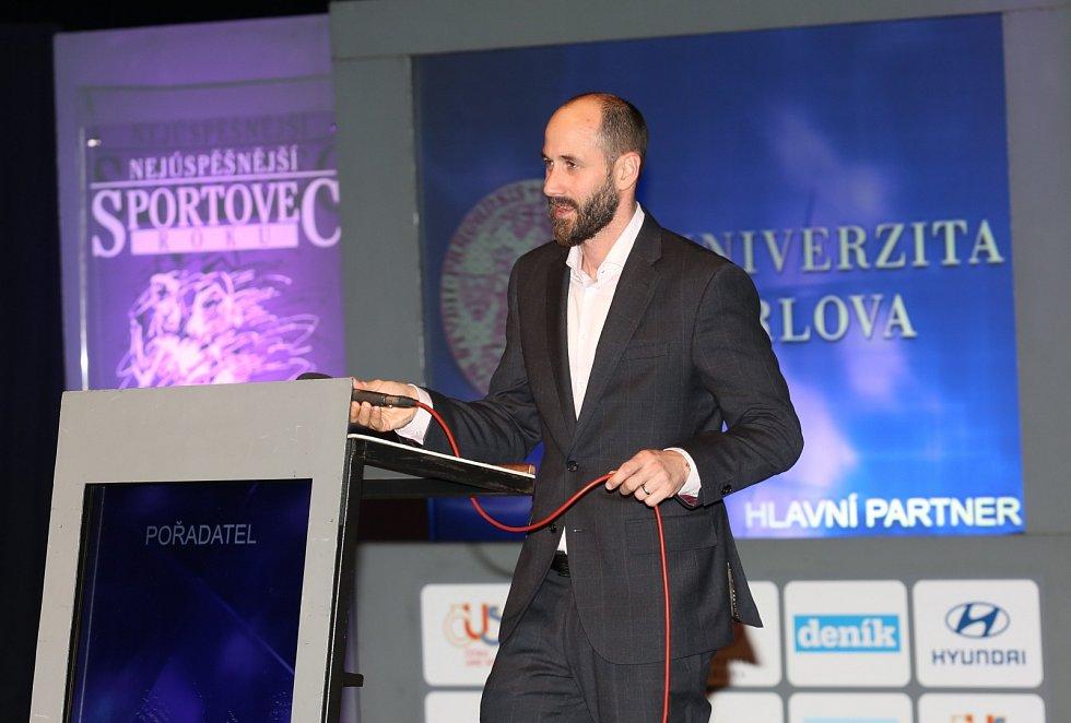 Vyhlášení ankety Nejúspěšnější sportovec Mostecka za rok 2018