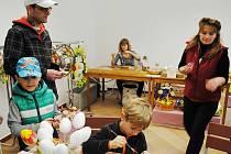 V litvínovském zámku je připravený velikonoční program. Takhle se slavilo vloni