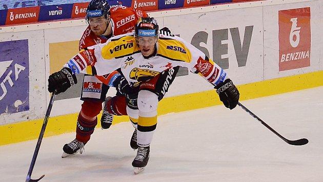 Vítkovice versus Litvínov.