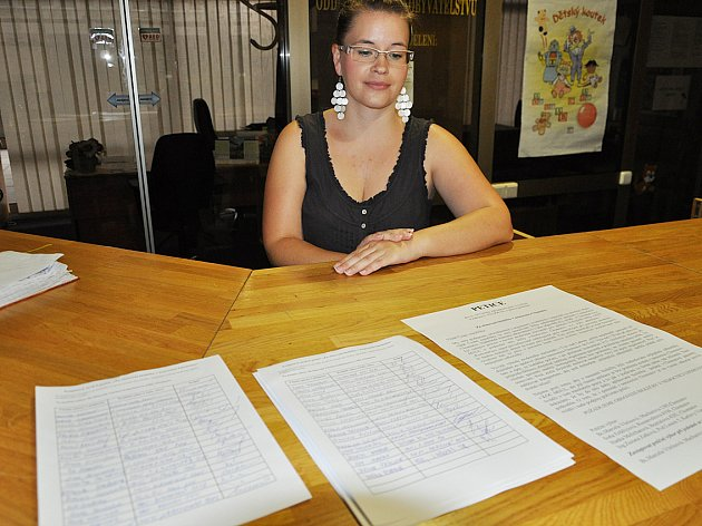 Mostecká petice.