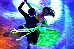 Ples města Mostu v Repre.