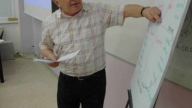 Psycholog Jaroslav Janačík.