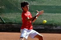 Tenisový turnaj v Mostě.