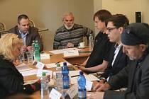 Debata na téma Budoucnost Horního Jiřetína v rámci projektu Deník s Vámi
