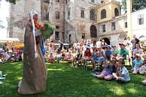 Den dětí na zámku Jezeří, 2011
