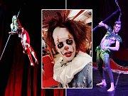Mostečan Matěj Břešťák vystupuje v cirkusu Ohana