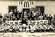 100 let Baníku Souš