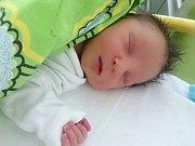 Adam Trnka se narodil 14. července 2017 mamince Dominice Lukášové. Měřil 52 cm a vážil 4,46 kilogramu.