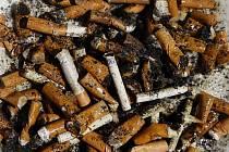 Cigarety.