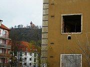 Blok 31 v Mostě chce radnice zbourat