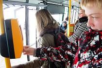 Jízdné pro MHD na Mostecku platí jen na Mostecku.