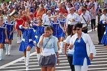 součástí Mostecké slavnosti bude pochopitelně i letos průvod.