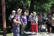 Preventivní výlety pro seniory s MP Most