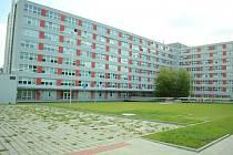 Nemocnice Most.