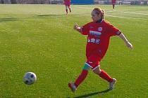 Fotbalistky Souše si doma poradily s Horní Břízou jasně 3:0.