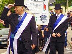 Slavnost v Olbernhau.