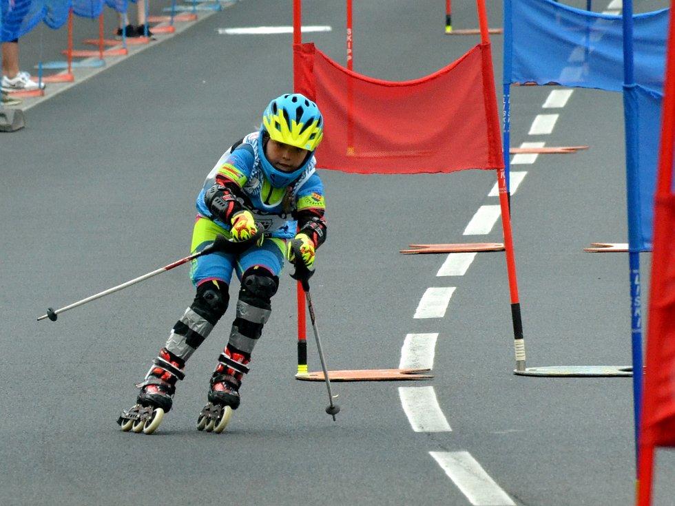 Světový pohár v in–line slalomu zavítal do Meziboří