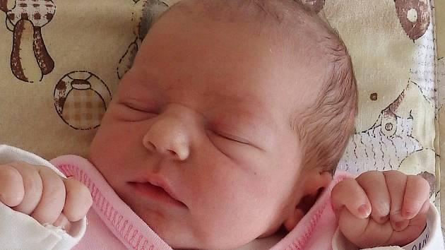 Michaela Urbanová se narodila mamince Andree Urbanové z Mostu 24. dubna 2018 v 9.42 hodin. Měřila 49 cm a vážila 3 kilogramy.