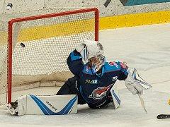 Před startem olympiády se v extralize hrálo derby mezi domácím Chomutovem a Litvínovem.