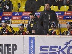 Jiří Šlégr prožívá na střídačce zápasy hodně emotivně.