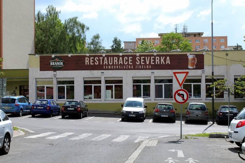 Dycky Most! Navštivte s námi místa, kde se točil známý komediální seriál. Restaurace Severka.