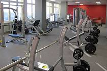 Fitness na ZS Ivana Hlinky zatím neotevře.