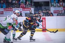 Utkání Tipsport extraligy: HC Energie Karlovy Vary - HC Verva Litvínov