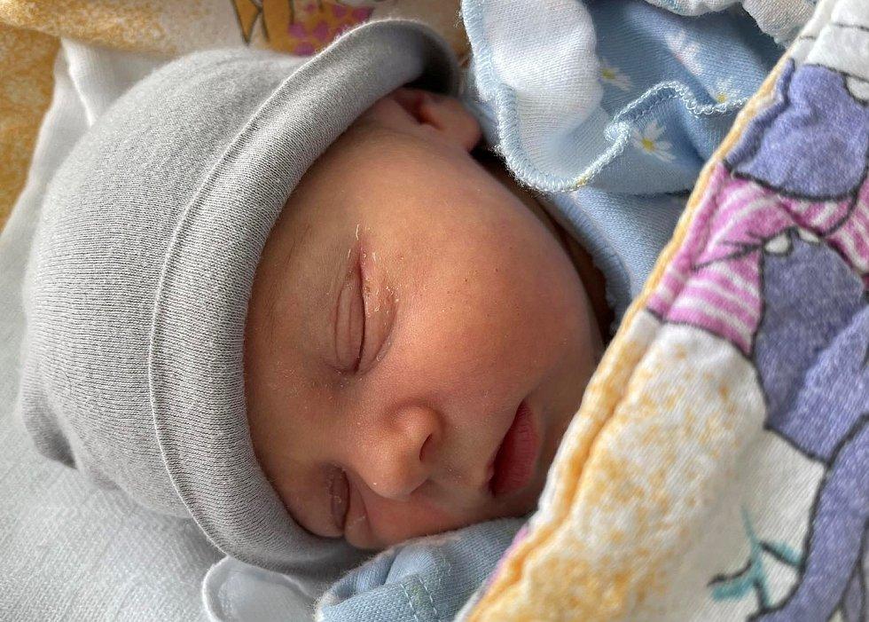 Leontýna Vavrincová se narodila 27. května v 11.16 hodin mamince Nicole Hlaváčkové z Mostu. Měřila 47 cm a vážila 2,57 kg.