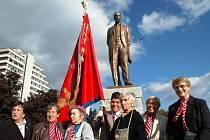 V Mostě odhalili sochu T. G. Masaryka.