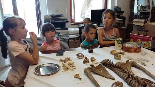 ARCHEOklub má ještě posledních pár volných míst pro mladé archeology.