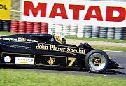 Na závodním okruhu v Mostě se představí seriál FIA Masters Historic Formula One Championship