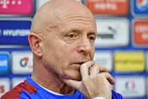 Fotbalová reprezentace se poprvé představí vÚstí nad Labem, povede ji trenér Karel Jarolím.