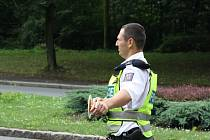 Zastavit na výzvu policistů? To zdrogovaný řidič odmítl a začal ujíždět.