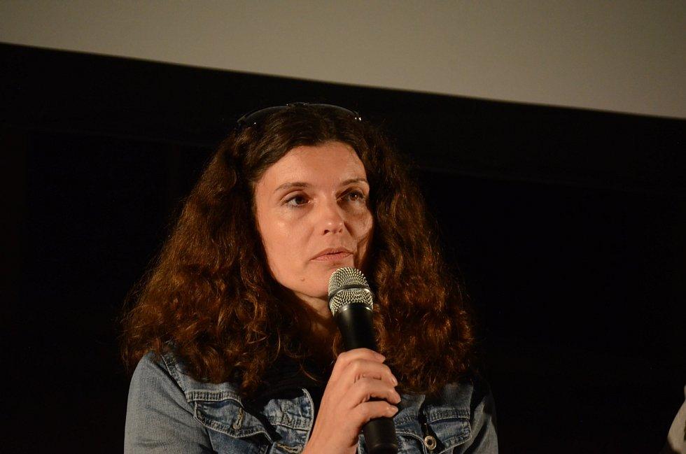 Spisovatelka Veronika Bendová