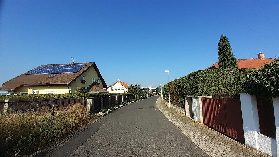 Mostecká ulice V Sadech, u které má stát  Kaufland, probíhá zjišťovací řízení kvůli EIA.