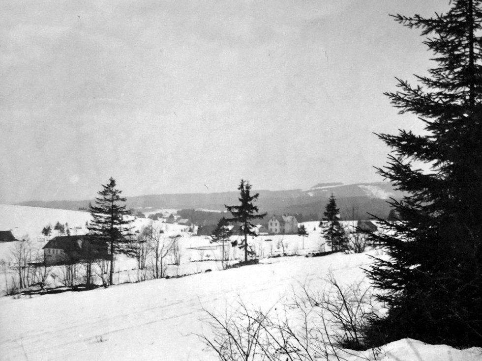 V dalším díle seriálu se podíváme do Krušných hor na to, jaké to tam kdysi bylo v zimě.