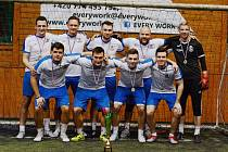 Vítězný tým mosteckého Švejka.