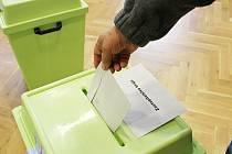 Volby 2016 v Litvínově.