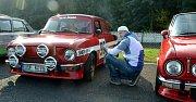 Majitelé, přátelé a fanoušci vozů značky Škoda měli sraz na Autodromu Most