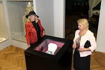 Expozice věnovaná životu baronky Ulriky von Levetzow