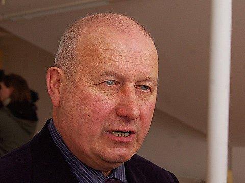 Oldřich Bubeníček.